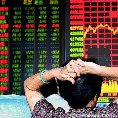 China drives market volatility but nothing out of the ordinary