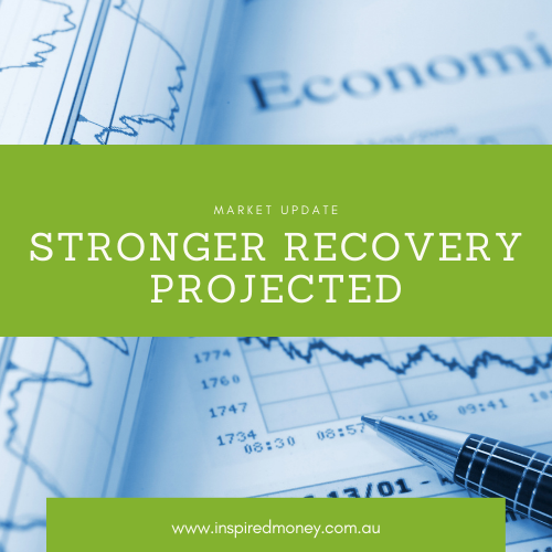 Stronger recovery projected